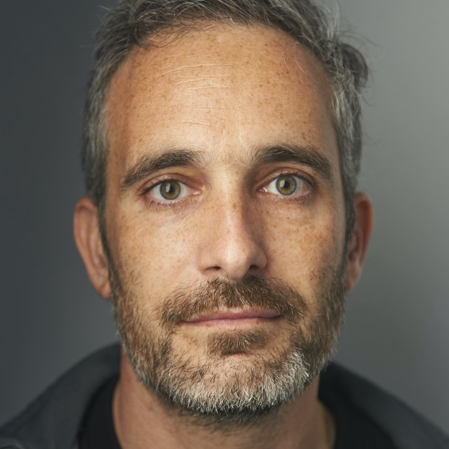 Portrait photo of Matt Webb